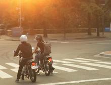 MOTORBIKES IN SEOUL